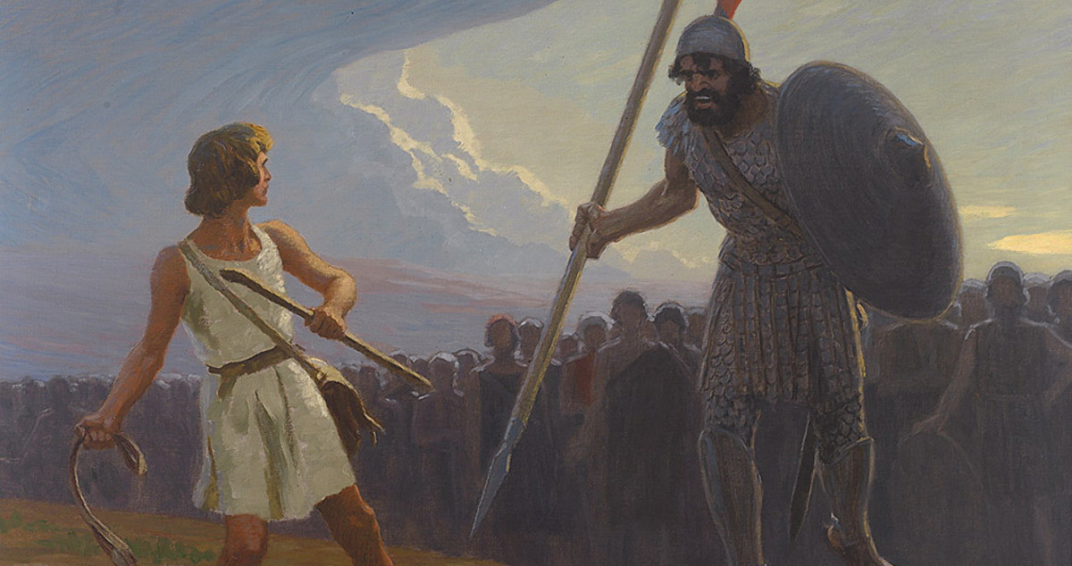 Defeating Your Goliath! I Samuel 17