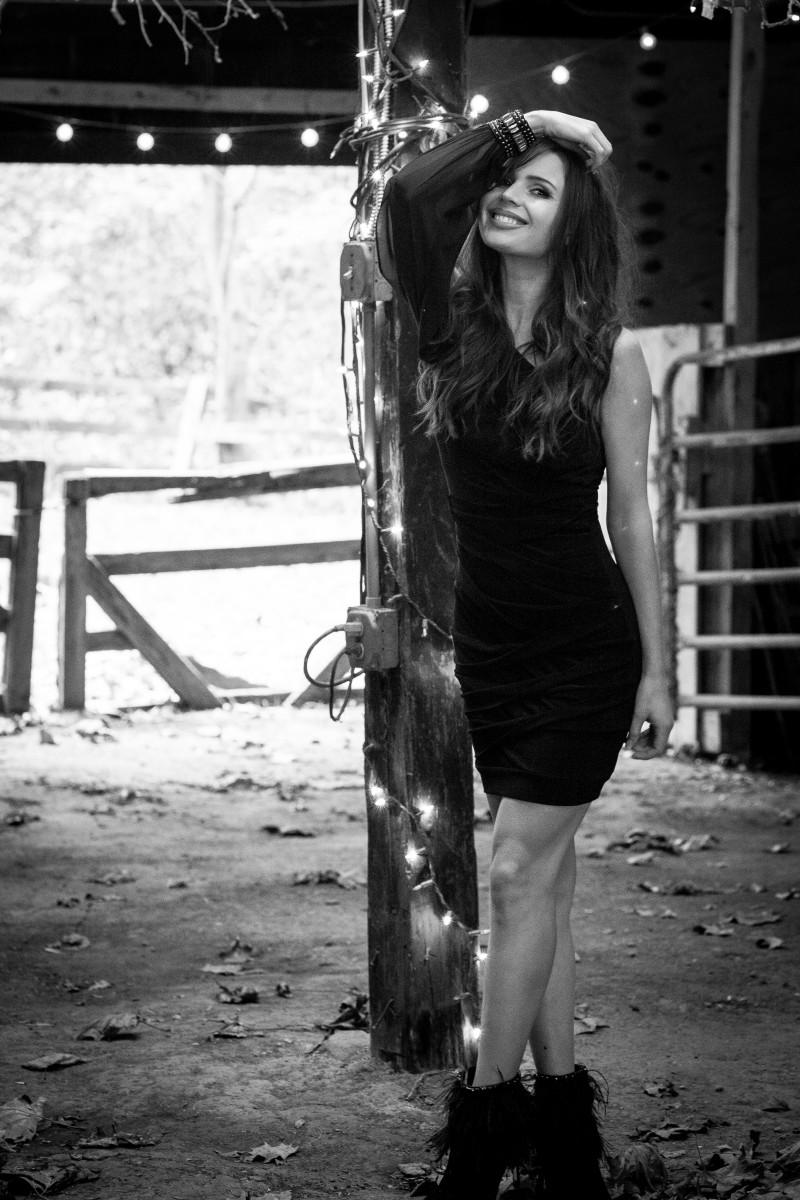 Introducing Alexis Ebert: Way Back in the Woods