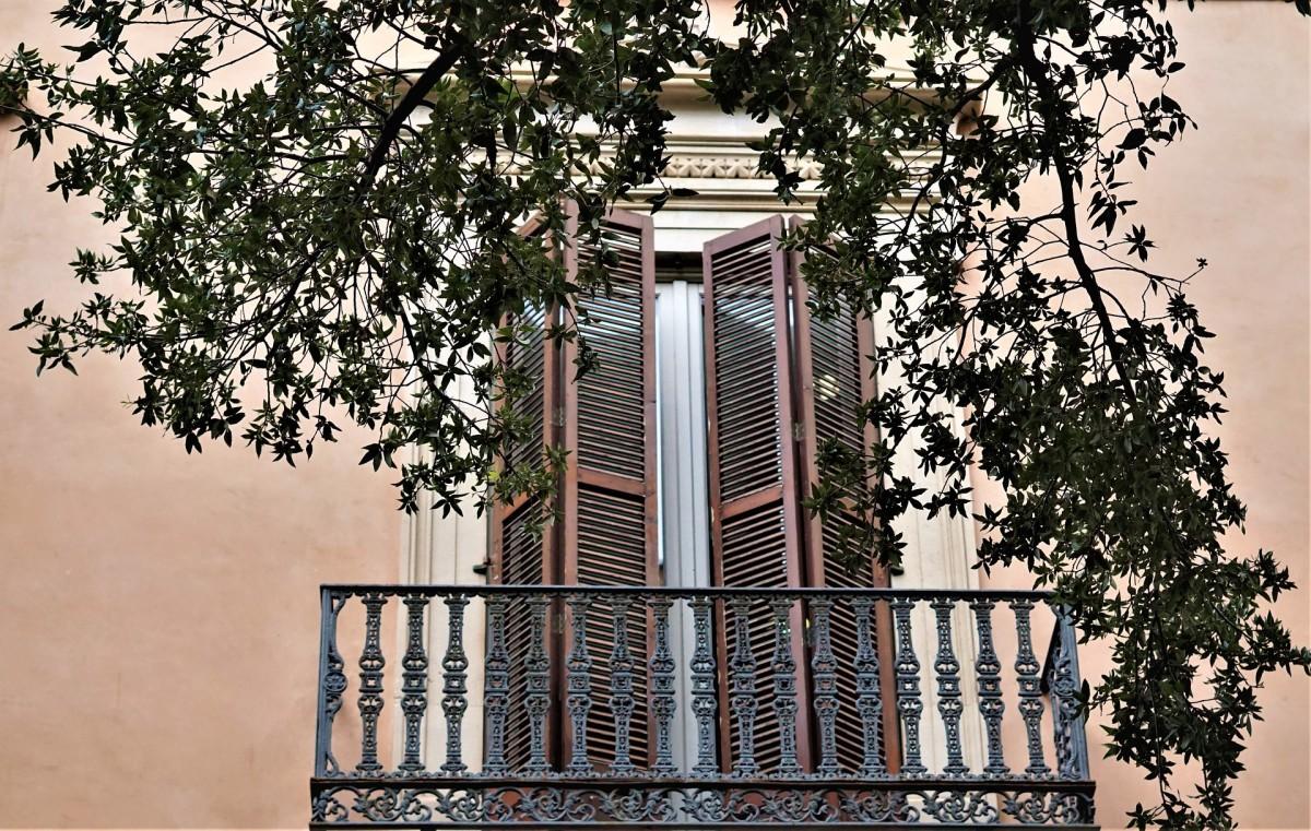 Balcony in Spain