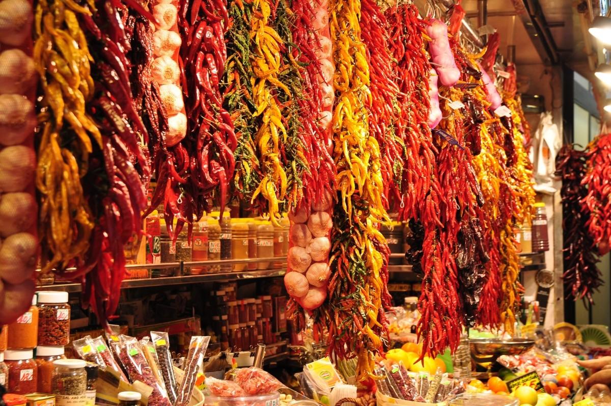 Markets in Spain