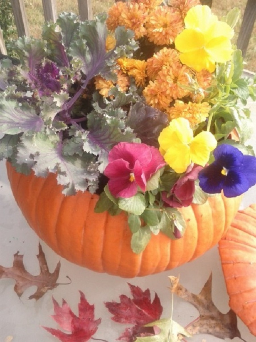 Five Ideas for Fall Decorating With Pumpkins