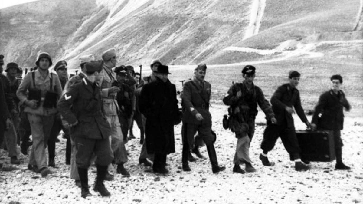 Operation Eiche: the Rescue of Benito Mussolini During the Grand Sasso Raid