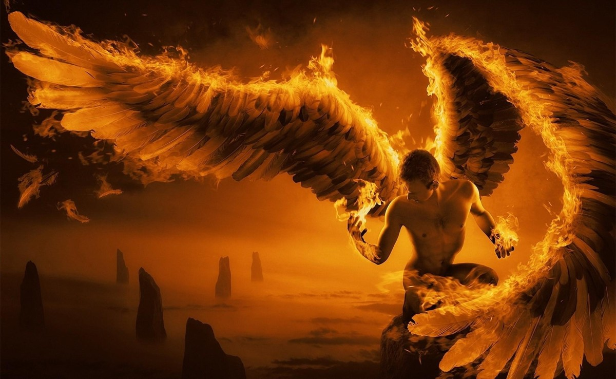 The evil spirits lost because the evil spirits are the spirits of the human beings that had interbred before the flood. They were all destroyed and they are not redeemable. So they hate the fact that Jesus came back in the flesh.