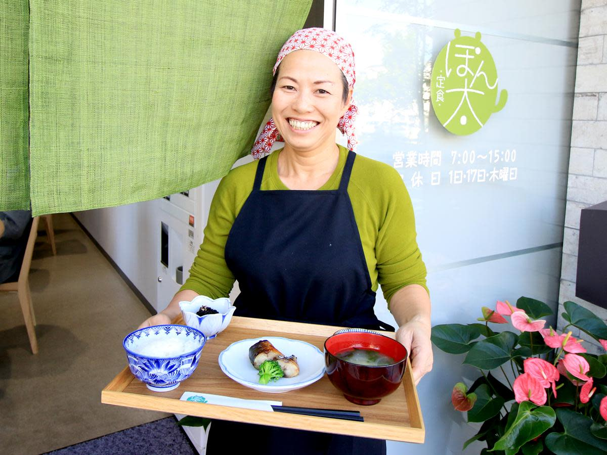 Eat a Free Home Cooked Japanese Meal in Okayama