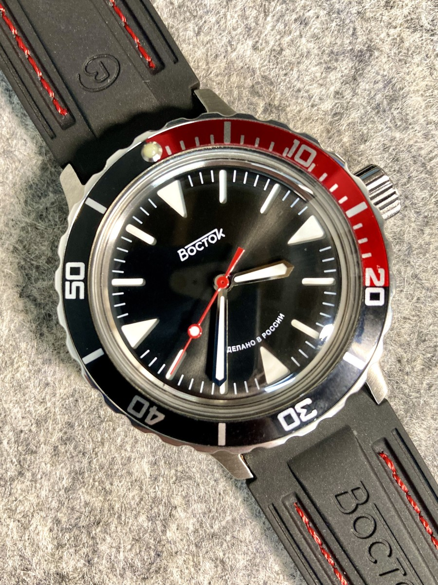 A Review of the Vostok Amphibia SE (420B35)