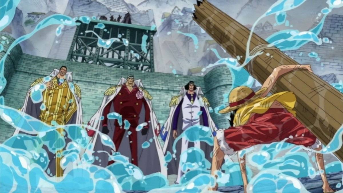 Top 5 Best One Piece Arcs