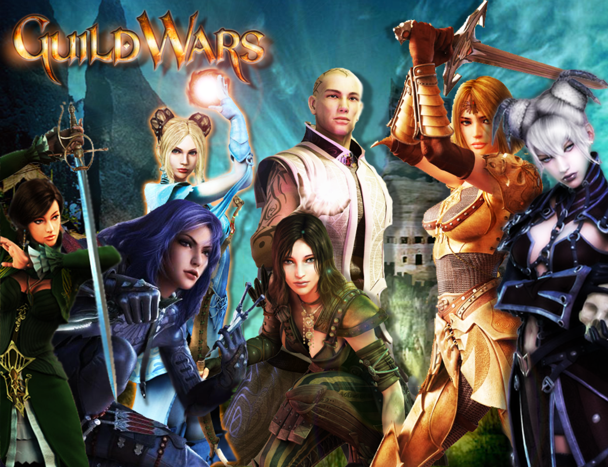 10 Ways of making money in Pre-Searing Guild Wars