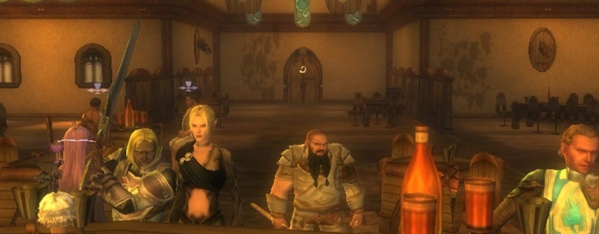 Quests in Dungeons and Dragons: Stormreach Harbor
