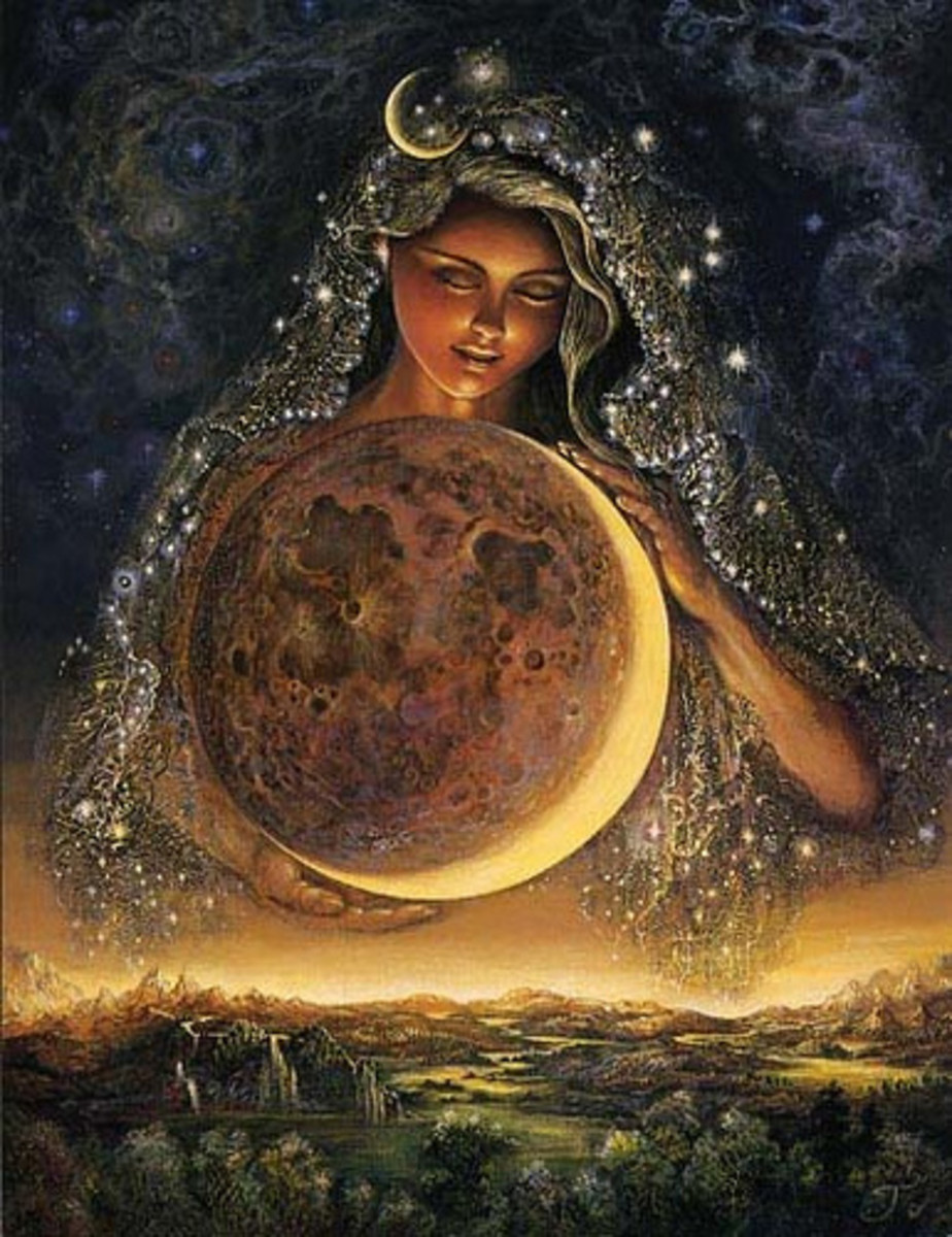 The Moon is the ruler of the subconscious