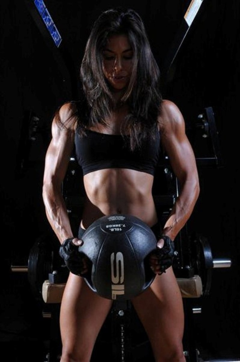 Lyen Wong - Female Fitness Models