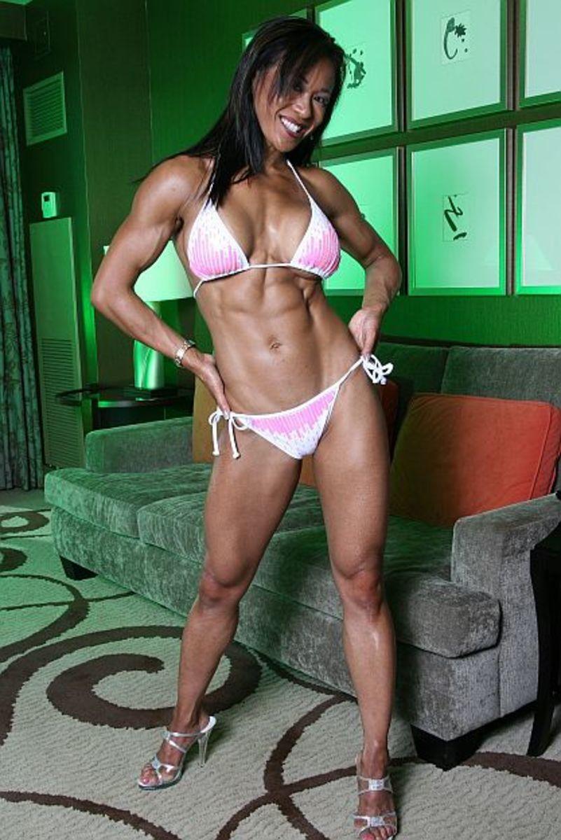 Krissy Chin - Asian Fitness