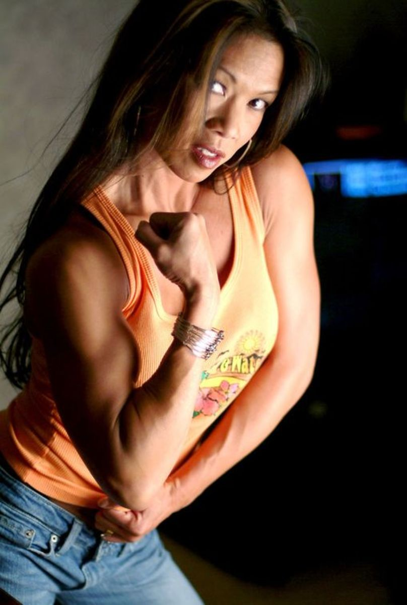 Christine Wan - Asian Fitness