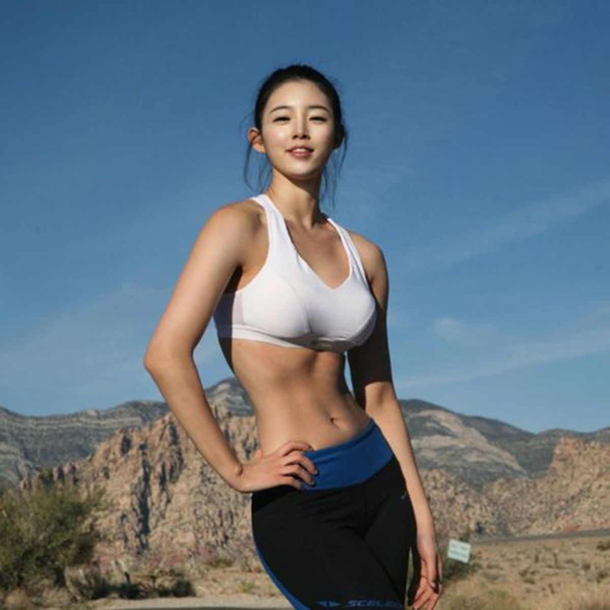 Yoo Seung Ok - Korean Fitness Girl