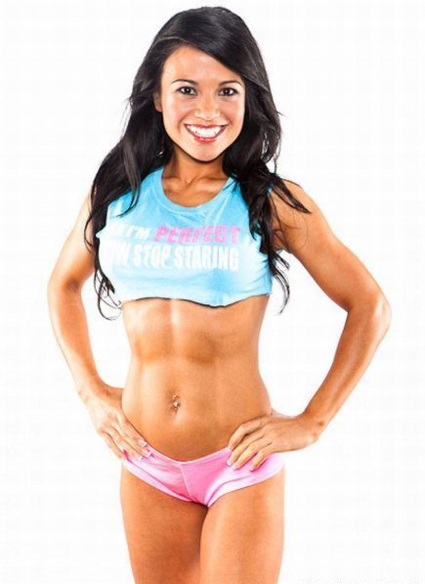Khay Rosemond - Asian Fitness Model http://www.ythjall.com/