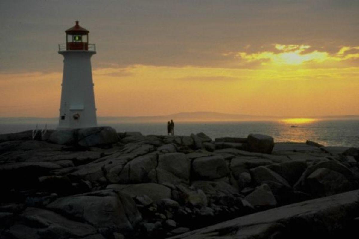 A Good Home is Like a Lighthouse