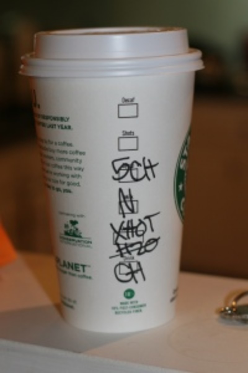 The However-You-Want-It Starbucks Experience