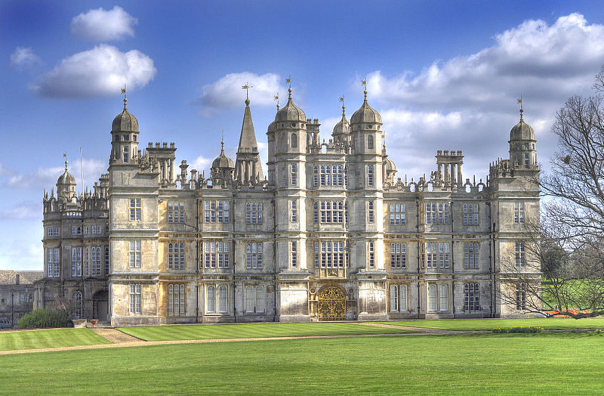 Elizabeth visited Catherine de Bourg here when she was staying with Charlotte and Mr. Collins