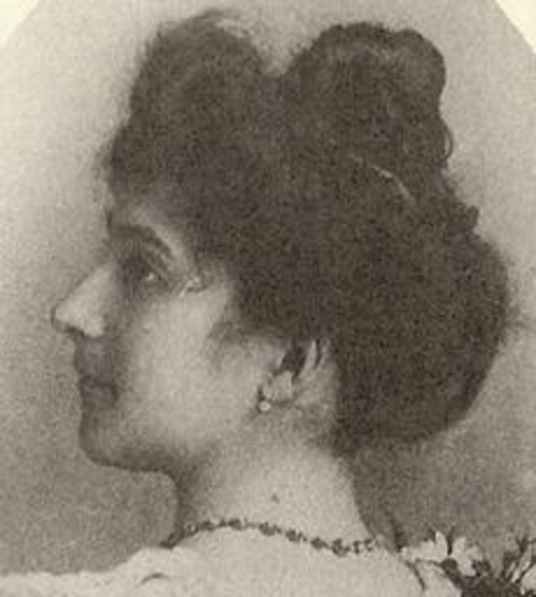 Jeanne Louise Calment at 20