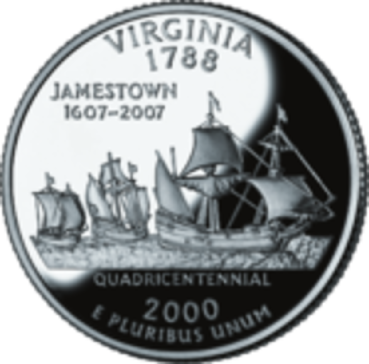 State Quarters List - Common and Uncommon Mintages