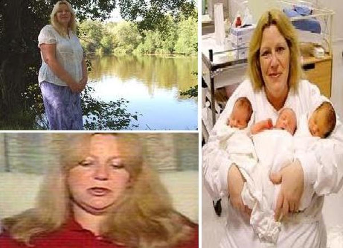 Carole Horlock, the surrogate mother