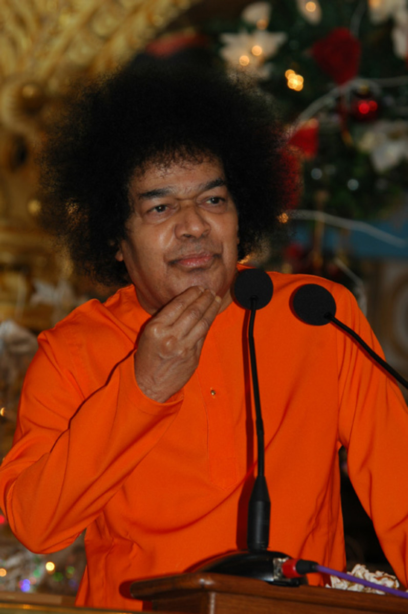 Sathya Sai Speaks - But who listens?