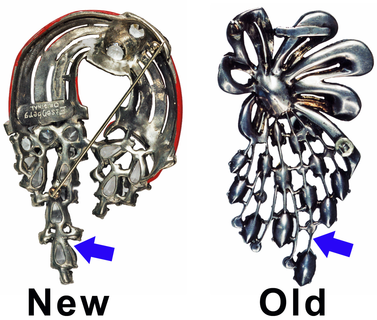 Identifying Costume Jewelry Fakes and Reproductions