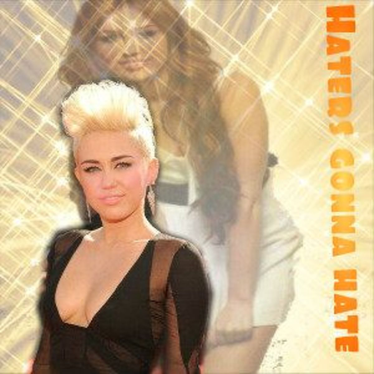 Miley Cyrus was one of the most generous celebrity contributors to charity in 2012.