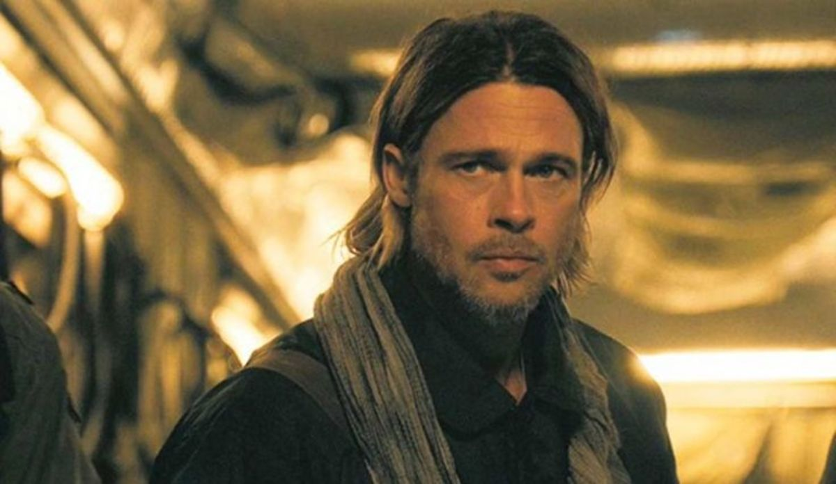 Brad PItt was one of the most generous celebrity contributors to charity in 2012.