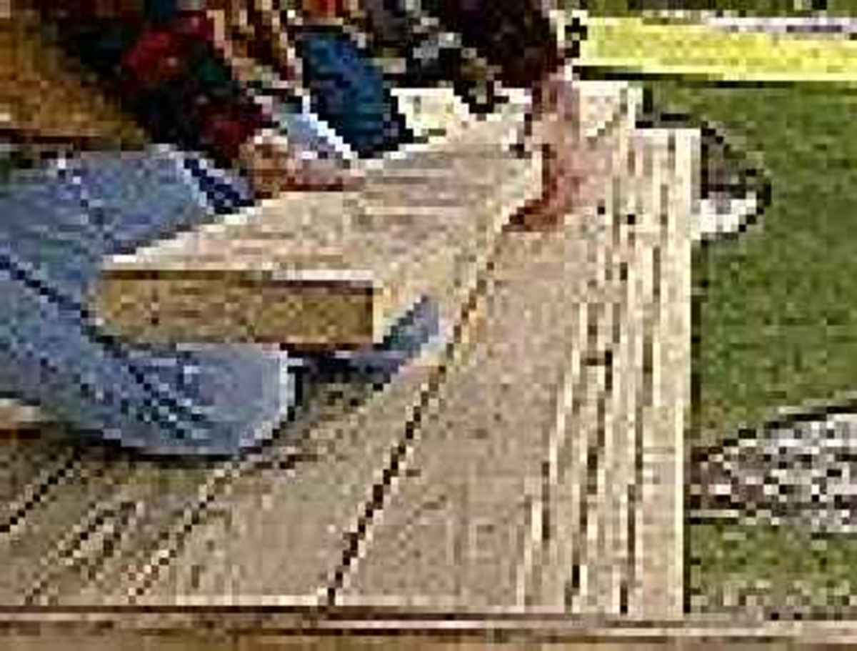 Installing Deck Boards