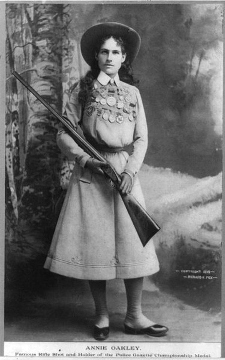 Frontier Women of the American West
