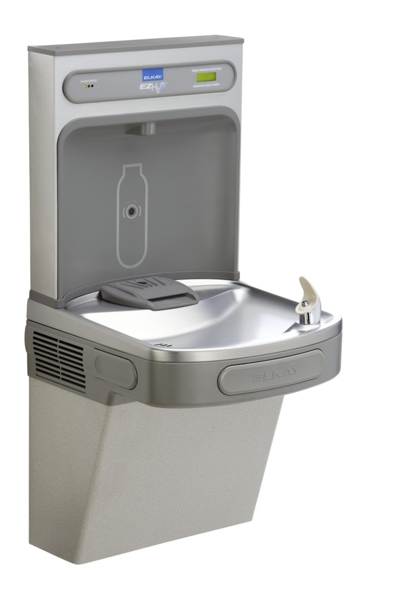 Elkay EZH20 Water Filling Station and Drinking Fountain