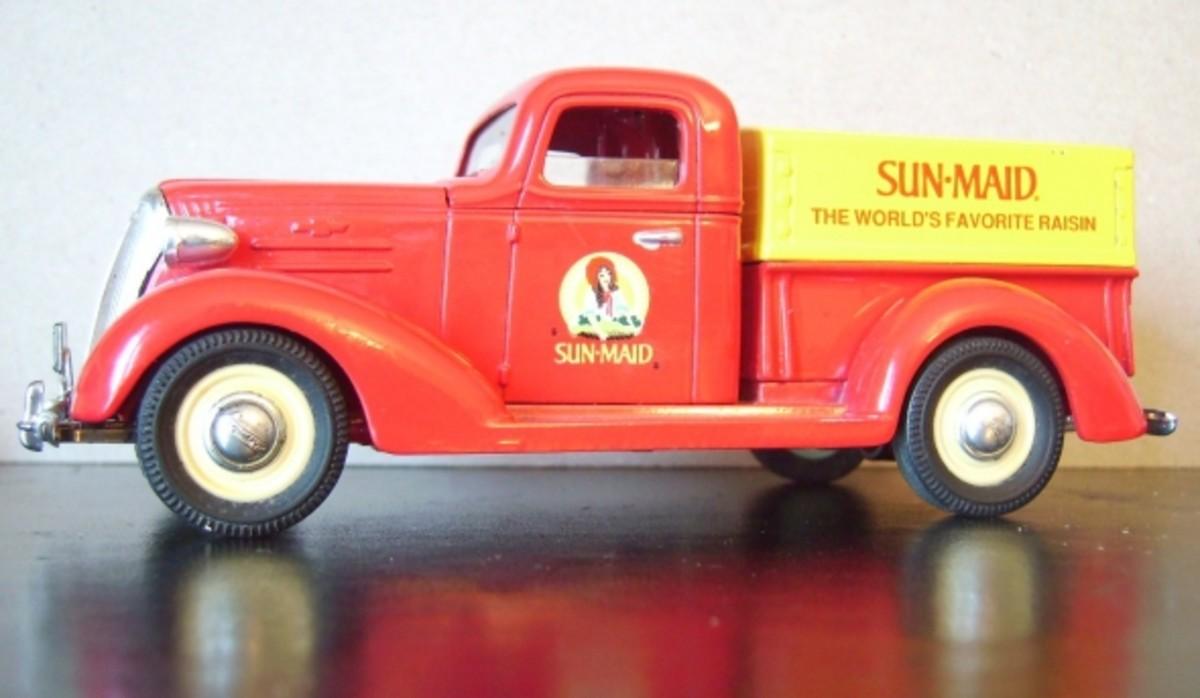 1937 Sun-Maid Truck
