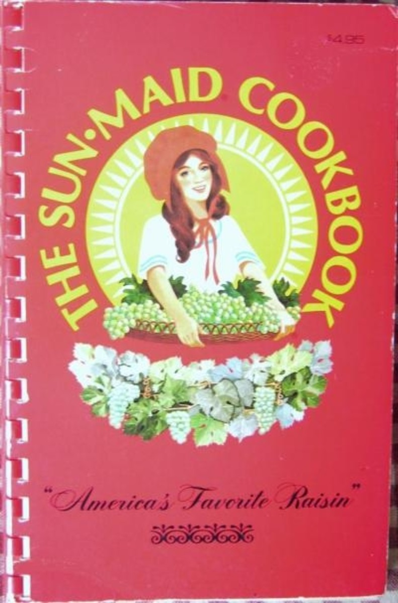 Sun-Maid Cookbook