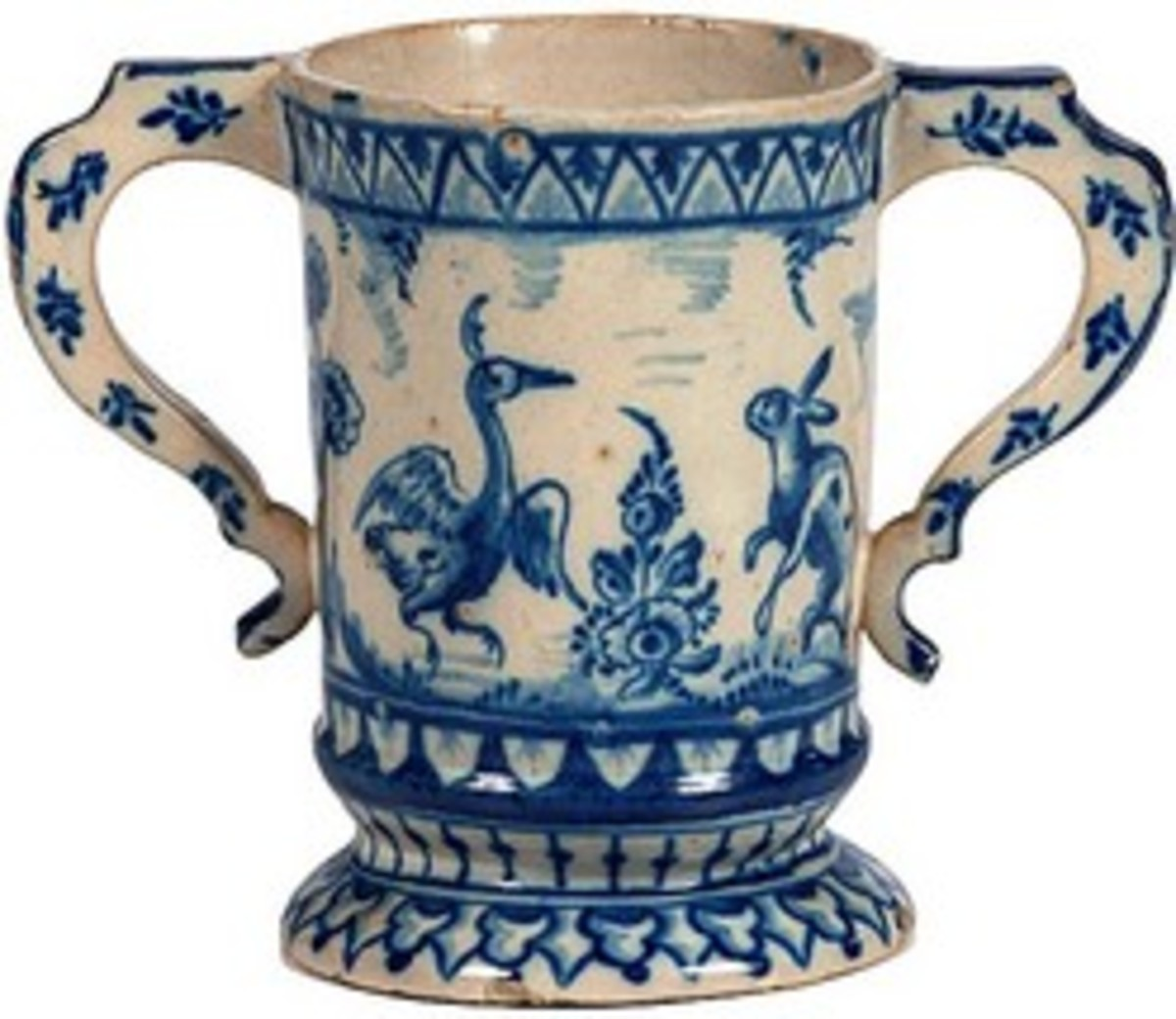 Delft Pottery Marks And History And Information