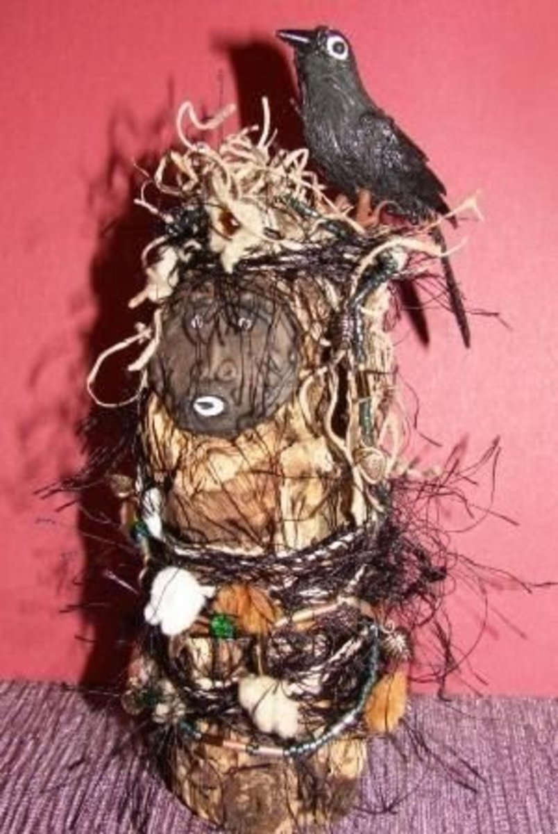 Stump Voodoo Doll - Gran Bwa