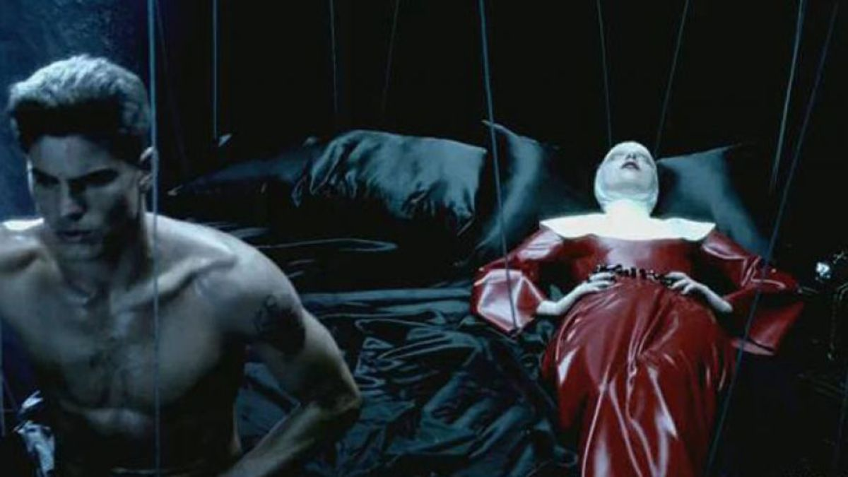 Lady Gaga's latex nun costume, her act of swallowing rosary beads and dancing with half-naked men were only few of the many scenes that received criticisms for her video of Alejandro.