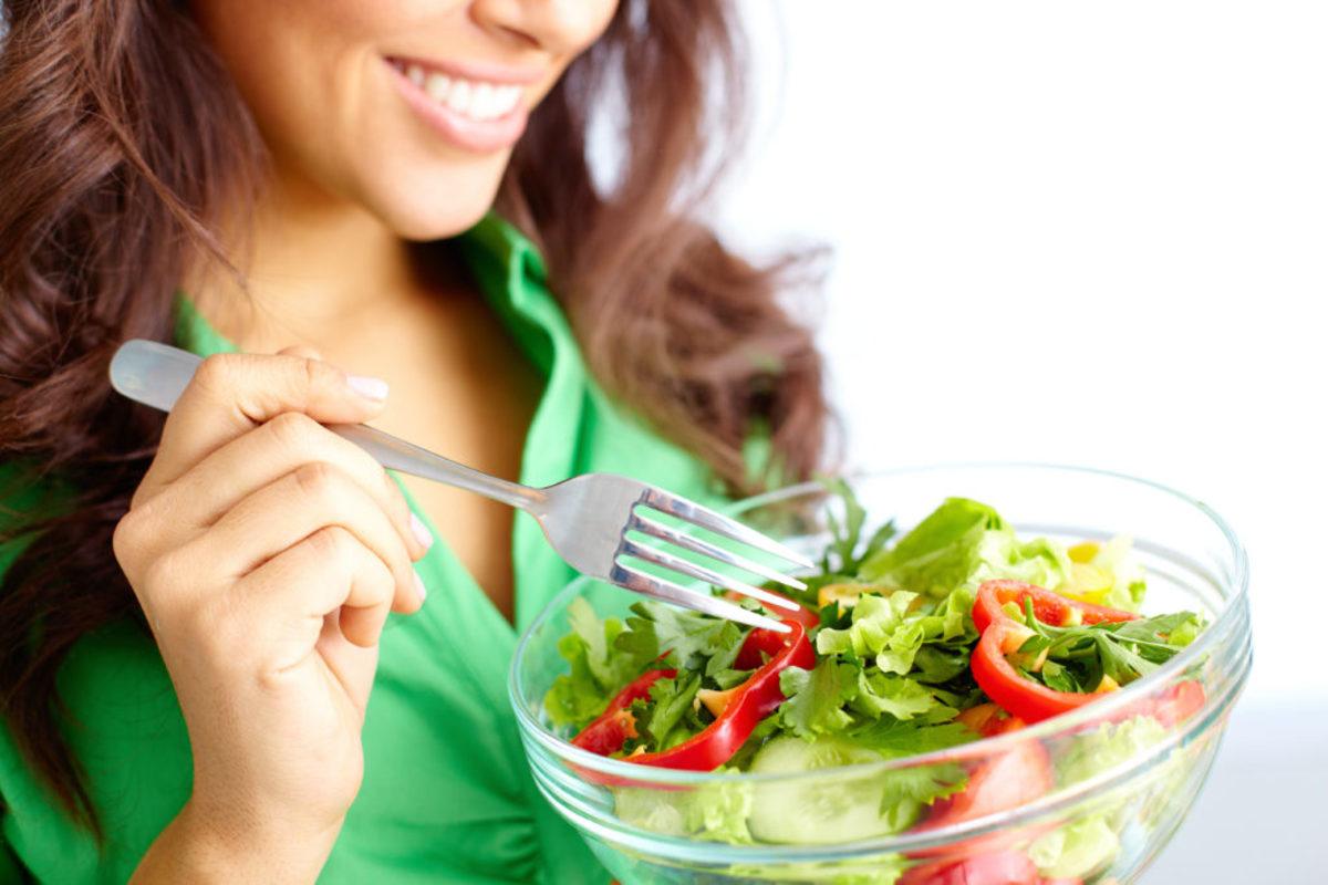 Follow a healthy diet