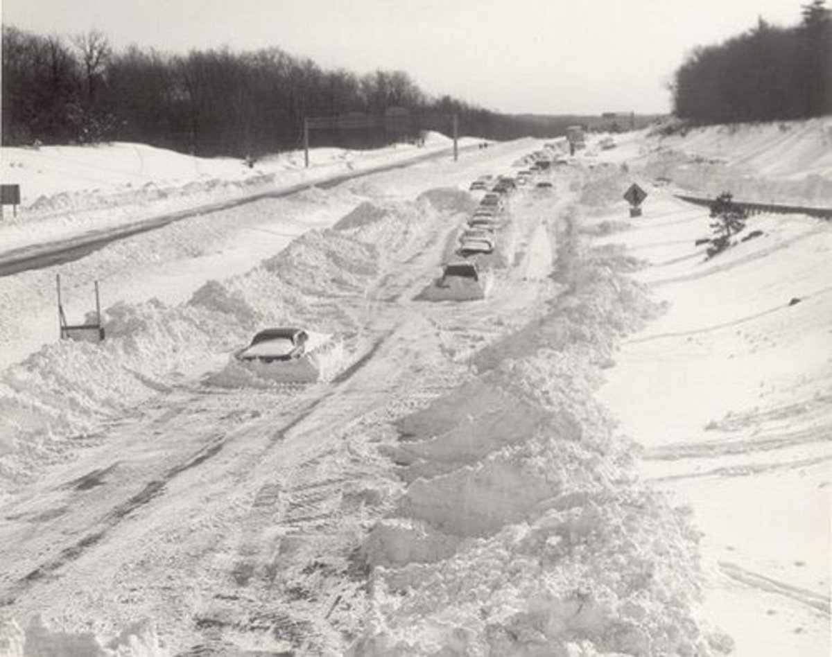 The Great (Northeast) Blizzard of 1978