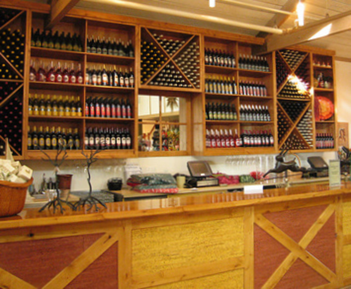 The Tasting Room at Ponte
