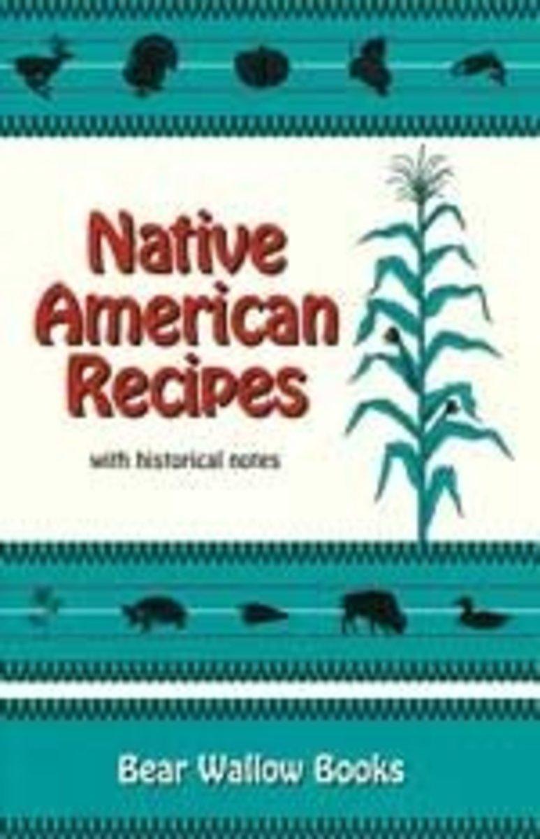 Native American Recipes Book