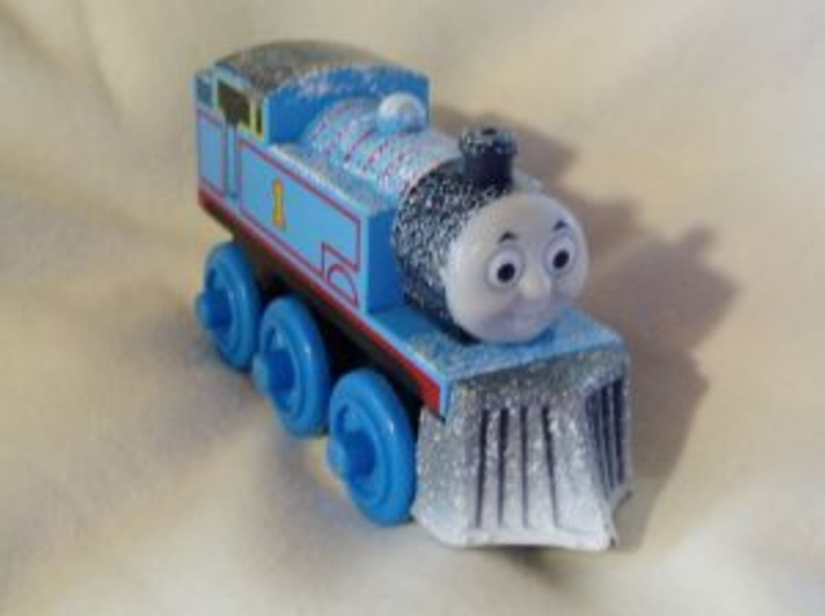 Winter Wonderland Thomas