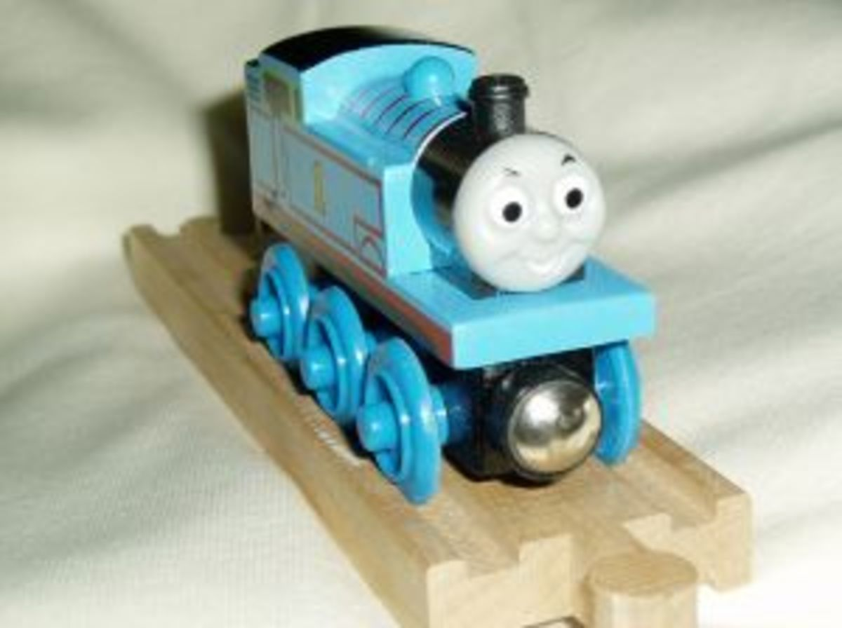 Collecting Thomas the Tank Engine Trains