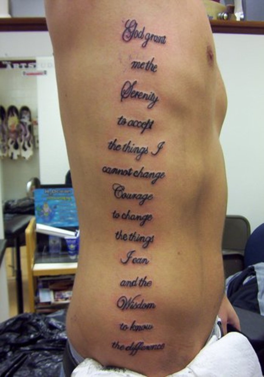 Tattoo Ideas Quotes on