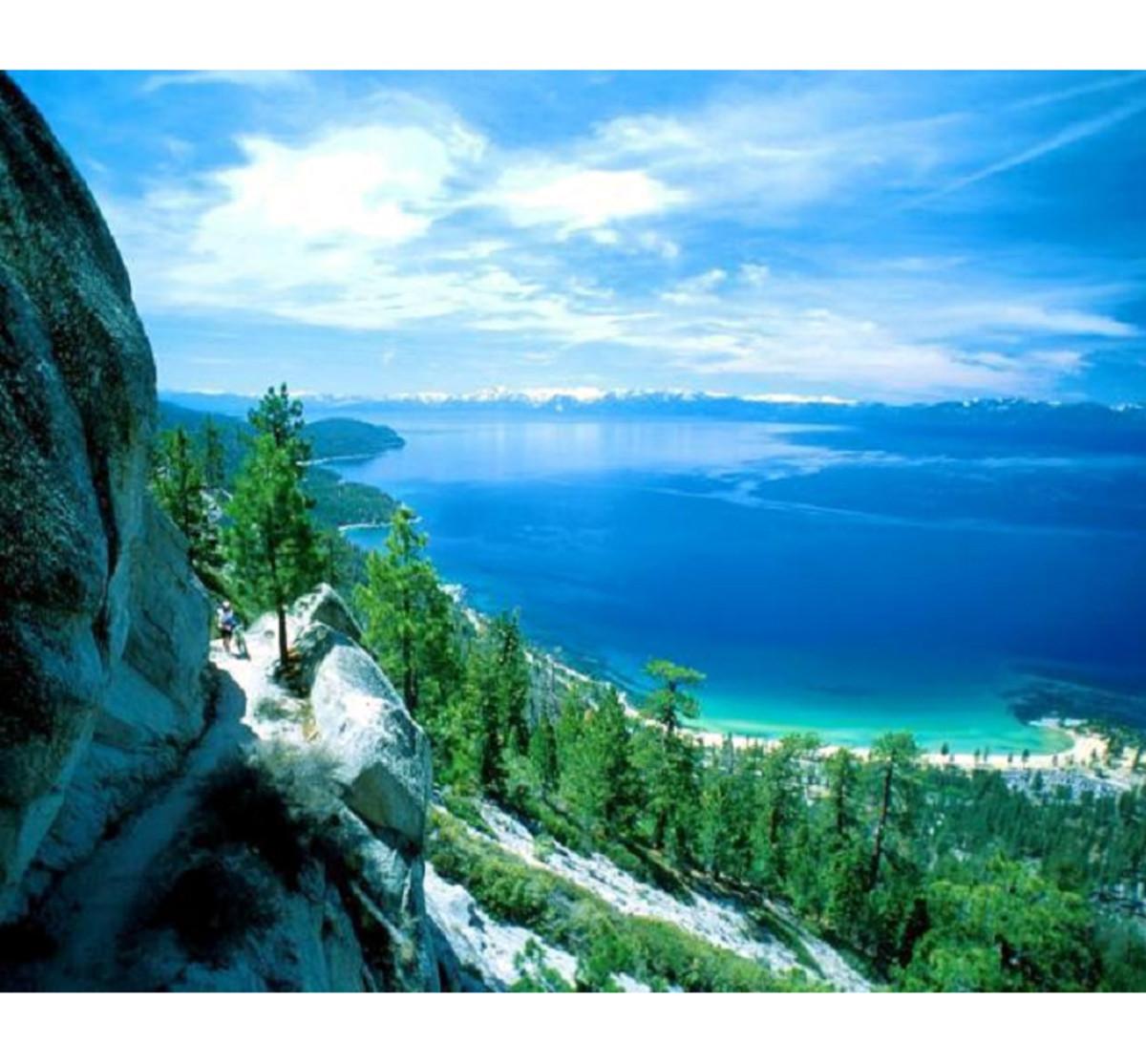 Lake Tahoe - Top 10 Things to do!