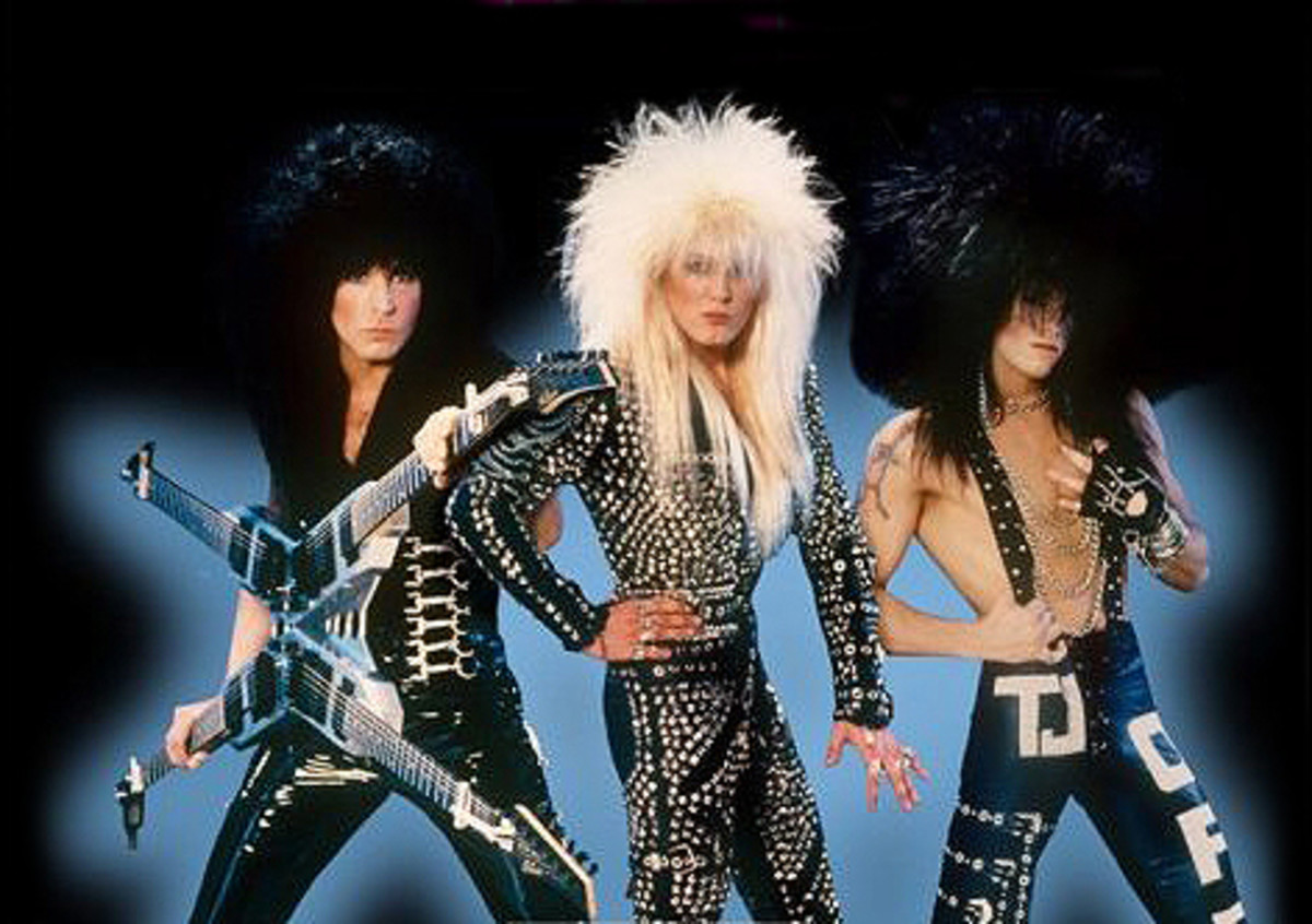 10 Greatest Hair Metal Songs of All Time