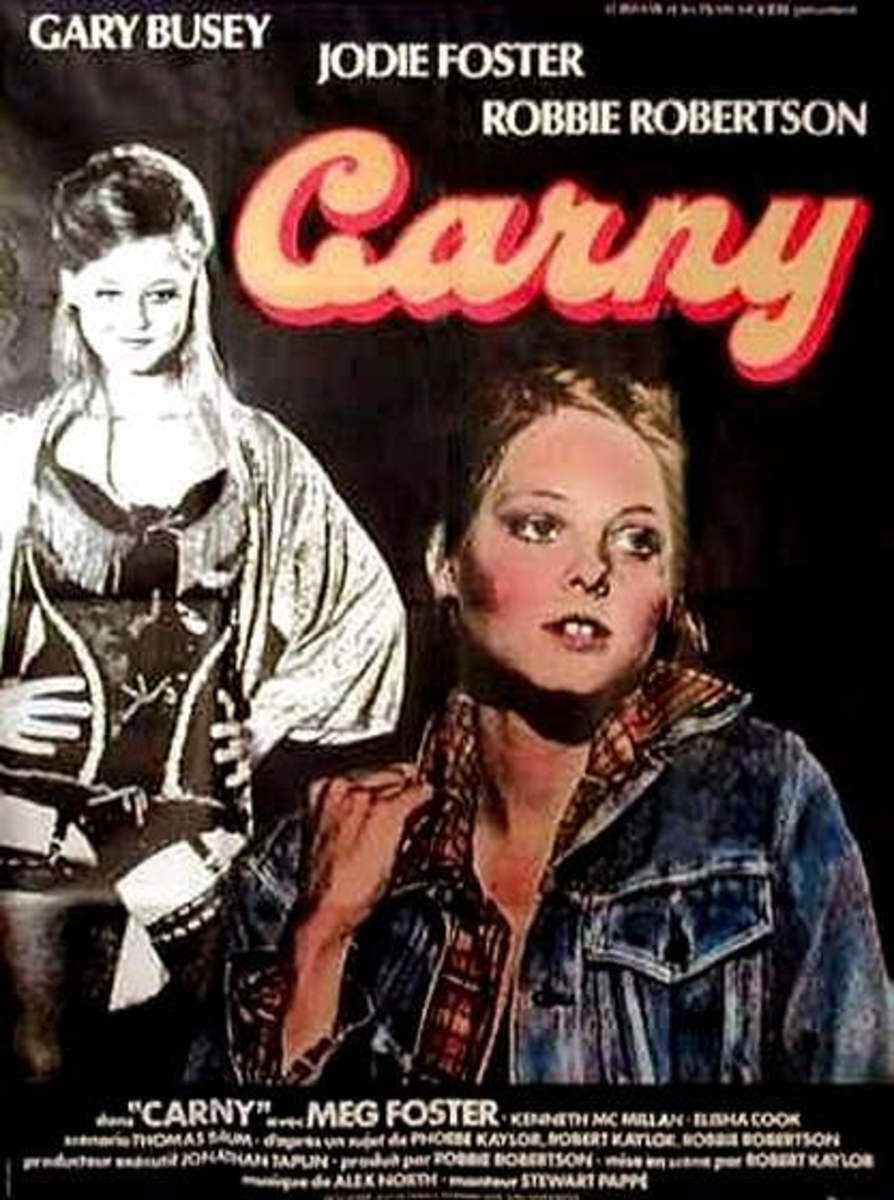 "Jodie Foster in ""Carny"""