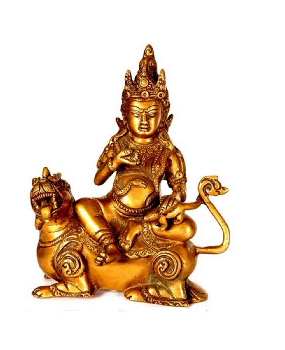Mantras of Kubera - The God of Wealth