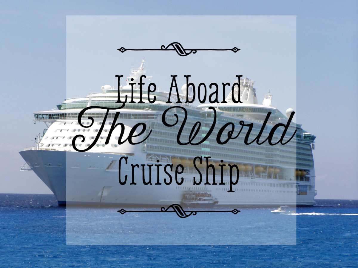 World Cruise Ship Costs: Apartment Prices and Amenities