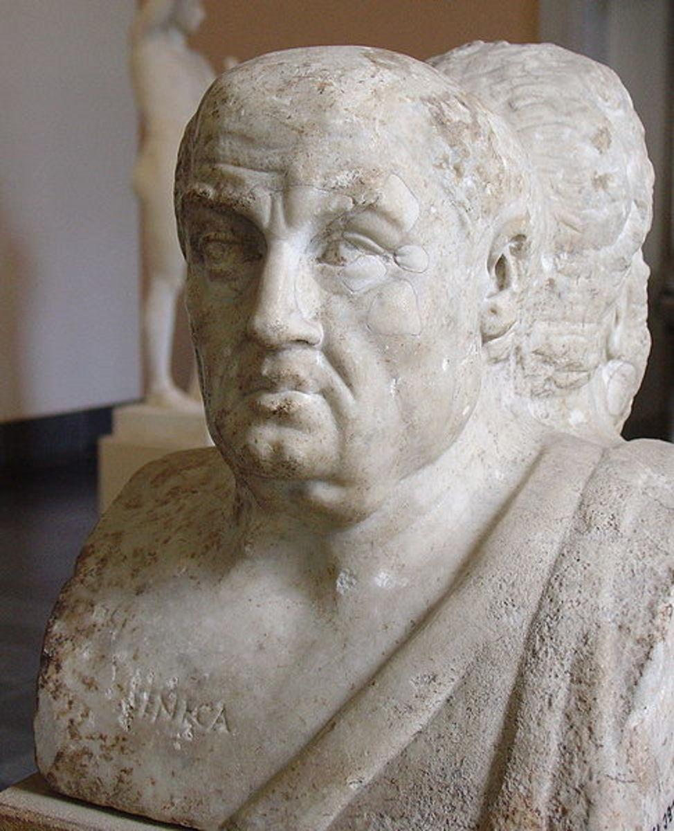 Roman Philosopher - Seneca
