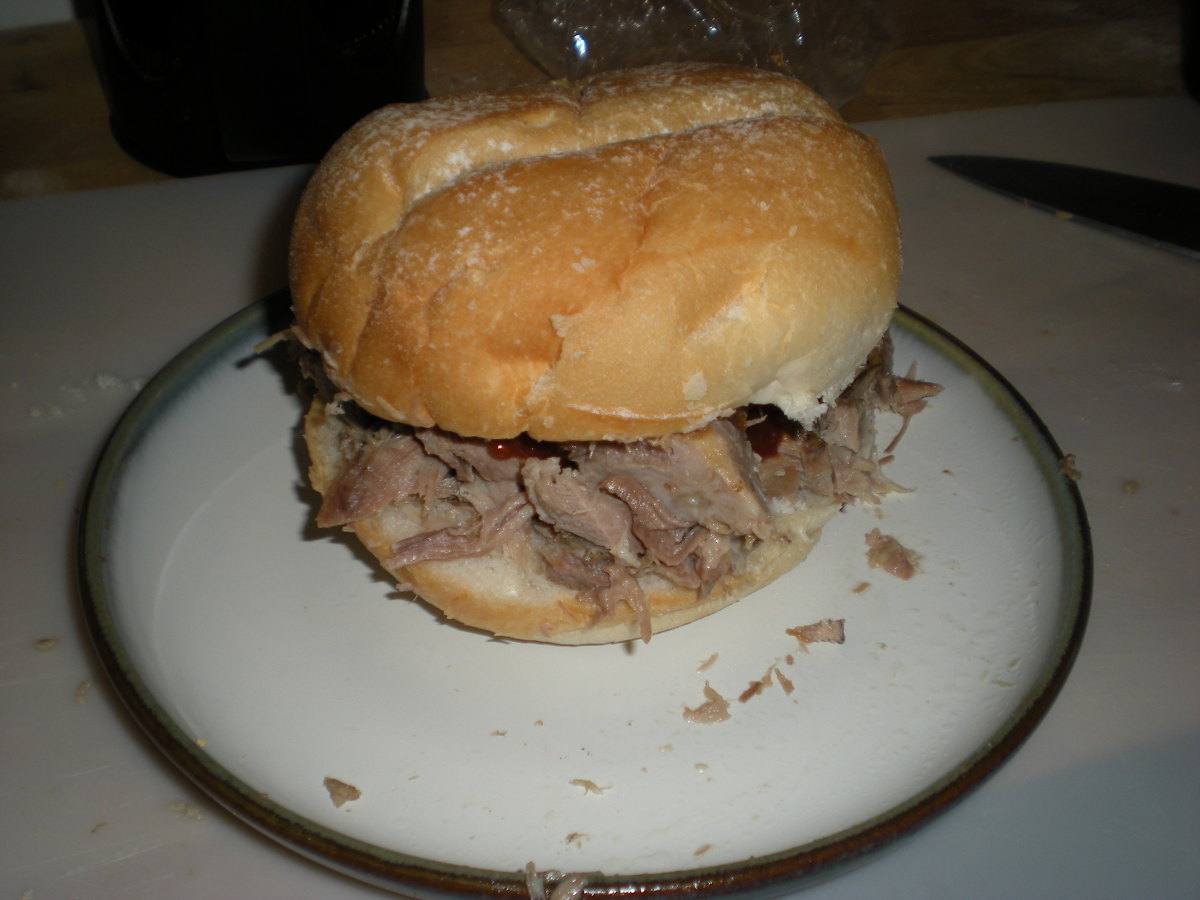 How to Make Crock Pot Pulled Pork Barbecue Recipe